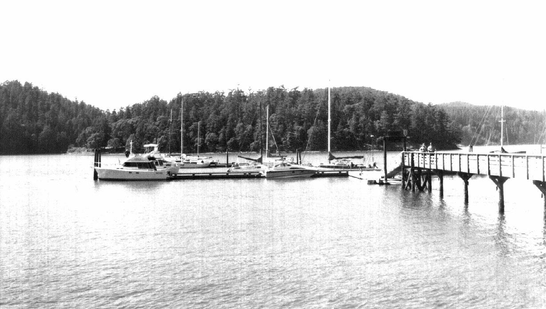 Cornet Bay State Park