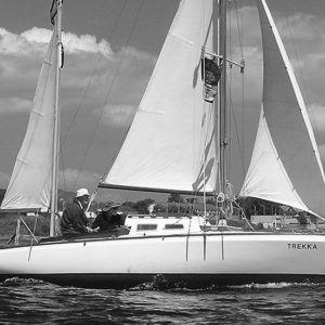 #TBT: Trekka Sails Again