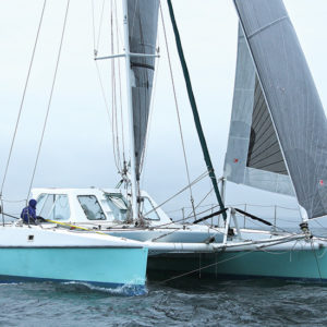 Five Things a Monohull Sailor Should Know about Multihulls