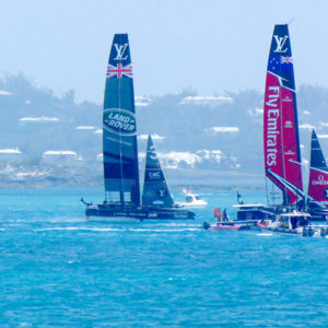 Louis Vuitton America's Cup – Challenger Playoff Semi Finals