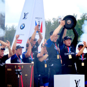 Emirates Team New Zealand Wins 35th America's Cup!
