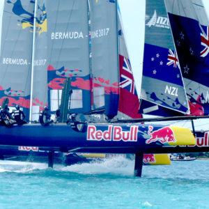 Red Bull Youth America's Cup – Bermuda, June 2017