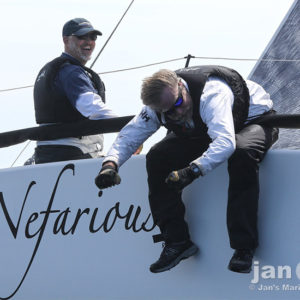 "A Thank You Letter from ""Nefarious"" to the Sailing Community"