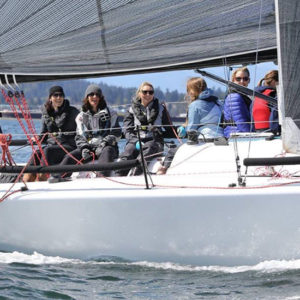 R2AK: Team Sail Like a Girl's Trip to Victoria