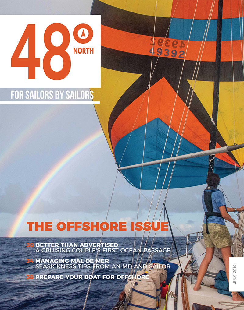 December 2019 Magazine Cover