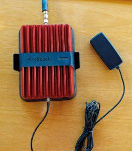 weBoost Reach amplifier