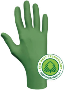 Showa Compostable Nitrile Gloves