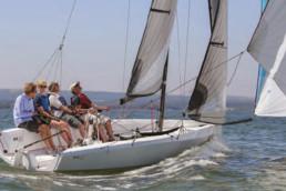 RS 21 Sail Boat